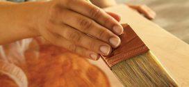 Восстанавливаем лаковое покрытие мебели