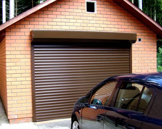 Преимущества, которыми обладают гаражные рольставни