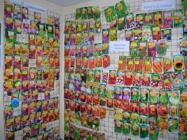Где покупать семена