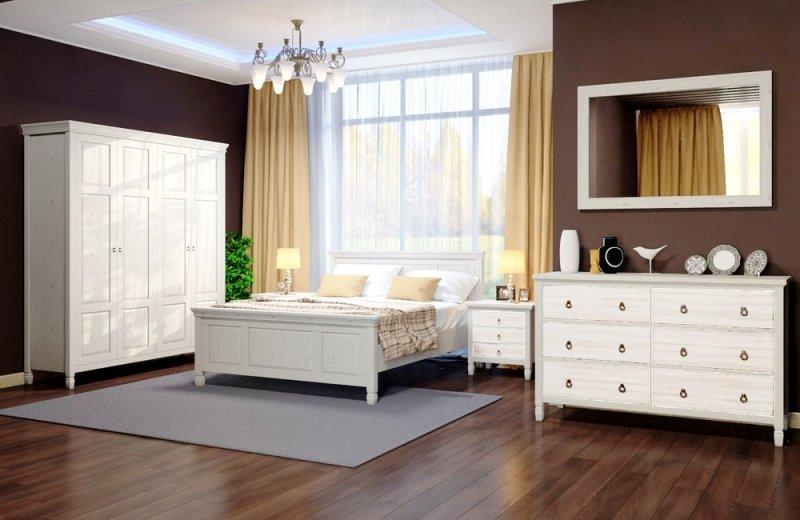 Мебель из массива сосны покрытие белый воск