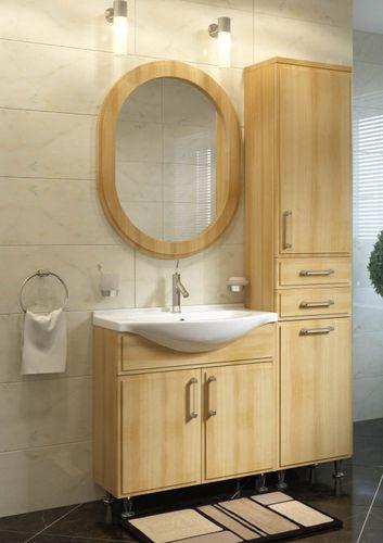 Мебель из массива сосны для ванной