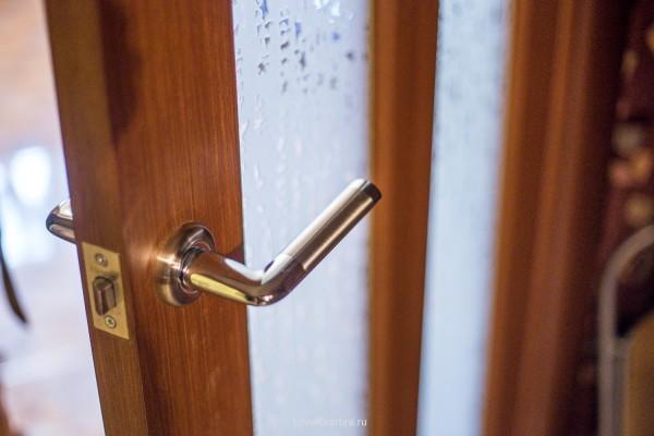 Установка замка в дверь: как сделать своими руками? 60