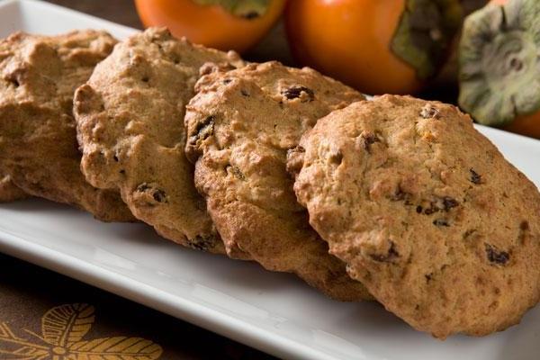 Печенье с хурмой рецепт