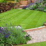 Рулонный газон - быстрый способ облагородить свой двор