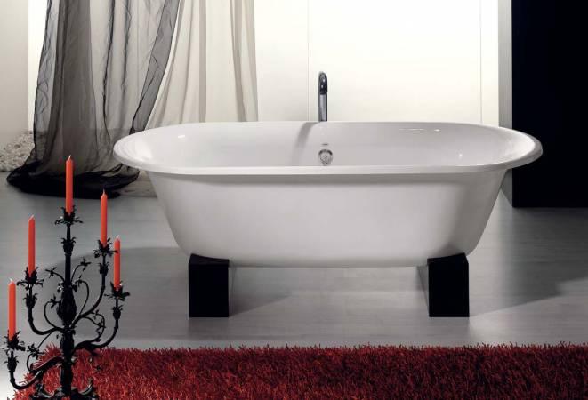 ванная из чугуна