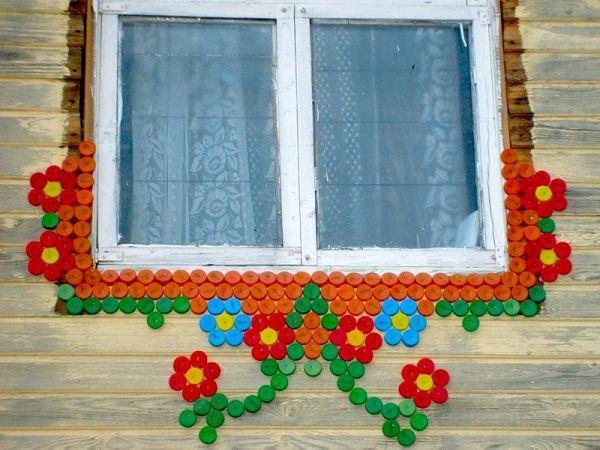 Утепляем и украшаем окна!