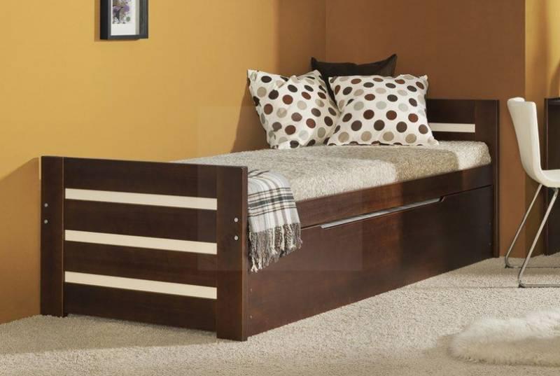Выбираем односпальную кровать