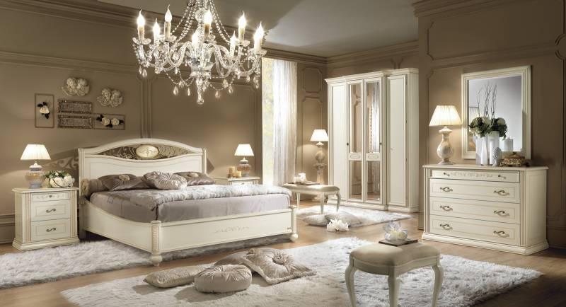 Спальня Siena & Arena Avorio, Camelgroup