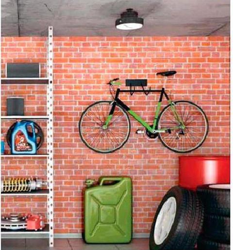 хранение велосипеда в сарае