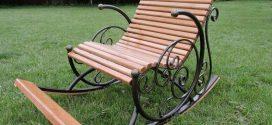 Кресло-качалка для дачи: отличное место для отдыха