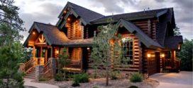 Что может быть лучше деревянного дома?