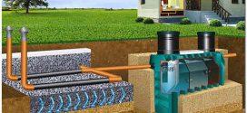 Системы канализации в частных домах