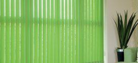 Вертикальные или горизонтальные  жалюзи для офиса