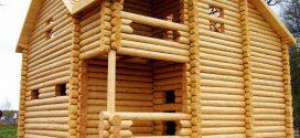 Строительство загородного дома. Какие пиломатериалы нужны?