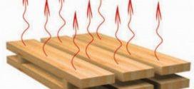 Обязательная сушка древесины