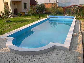 Строительство-бассейнов