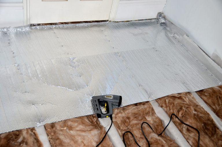 Деревянный пол в ванной комнате своими руками в деревянном доме 74