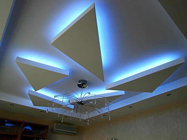 Монтаж светильного оборудования