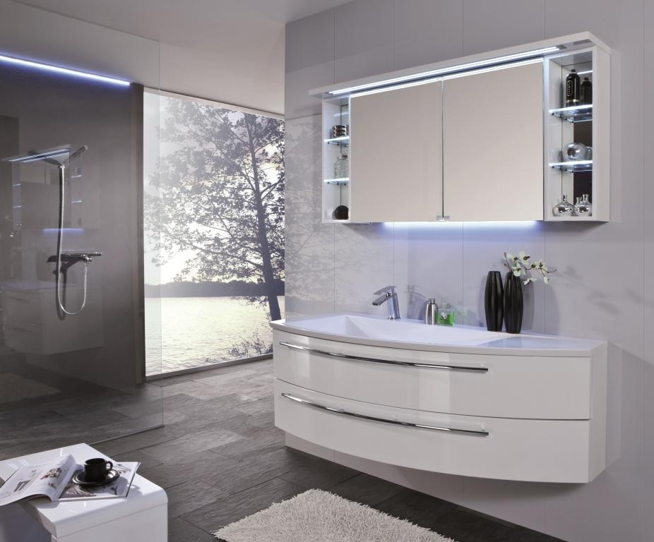 Для чего нужна мебель в ванной?