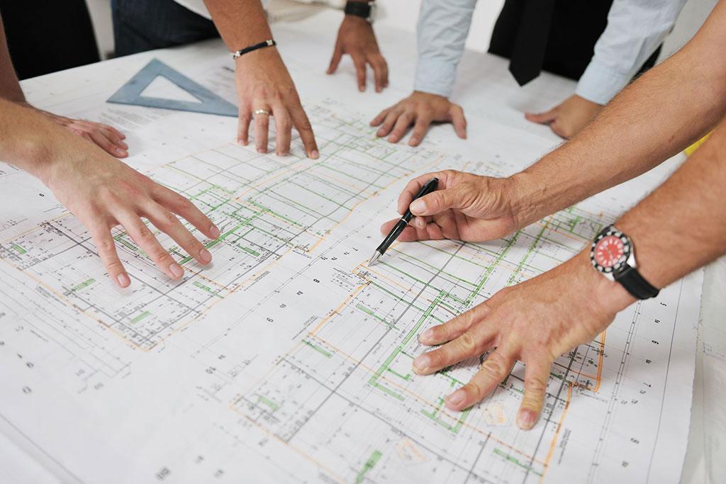 Начинаем строительство с проекта