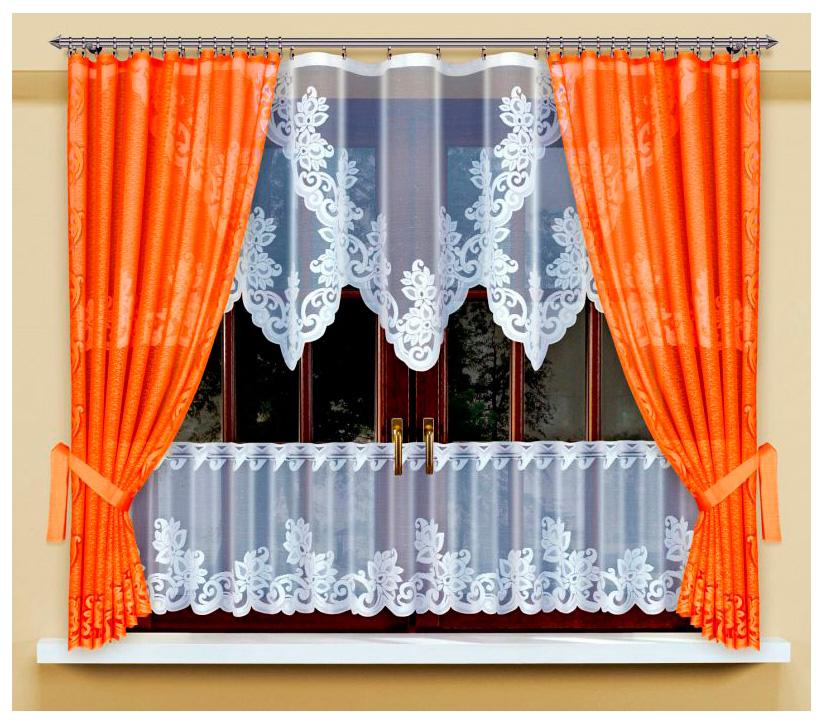 Приобретаем шторы для кухни