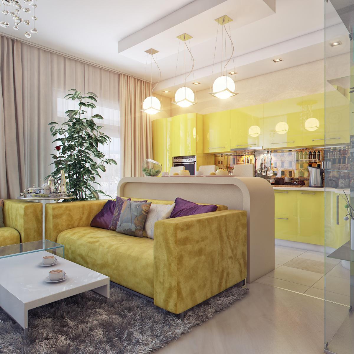 Требования к дивану для кухни