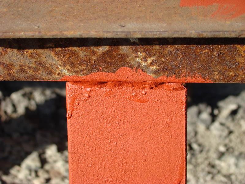 Эпоксидная краска для металлической изгороди