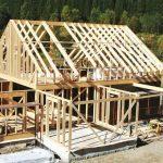 Второй и третий этап строительства дома
