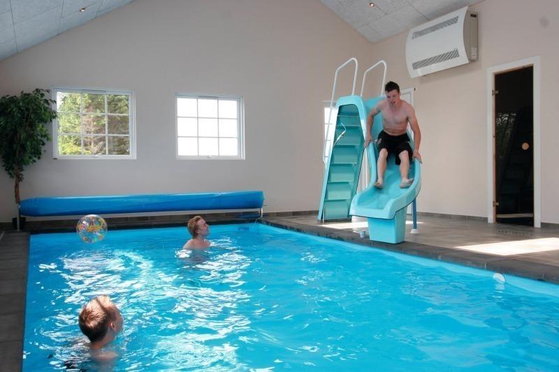 Контроль за работой бассейна