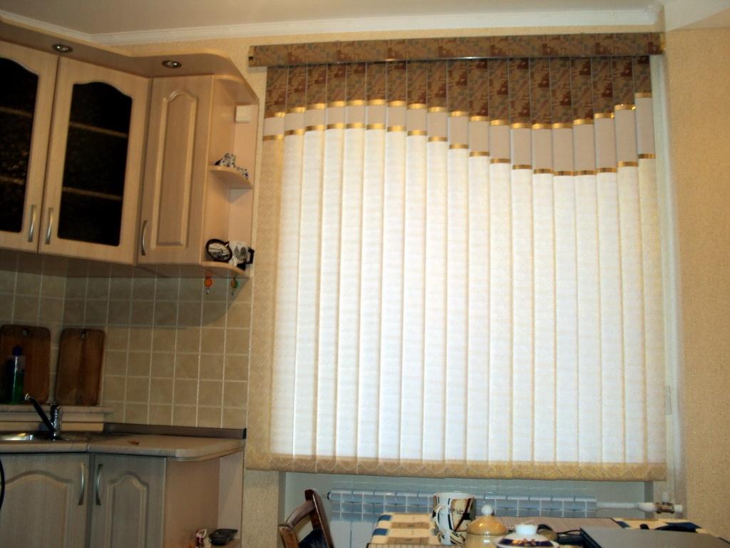 Основные моменты при выборе штор для кухни