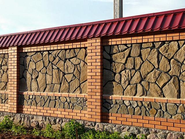 термобелье заборы из кирпича и камня GuahooИзвестная финская