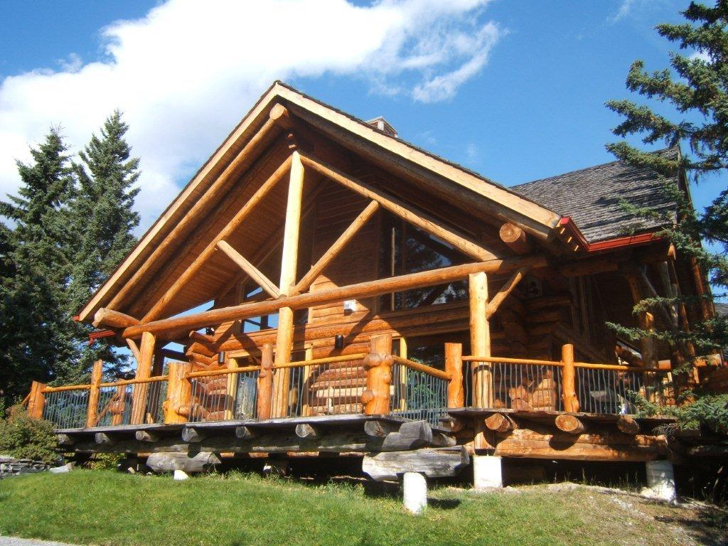 Выбор древесины для строительства бани