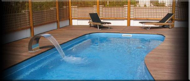 Водоснабжение для бассейна