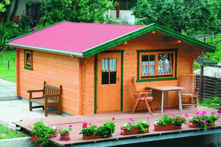 Качественные летние домики