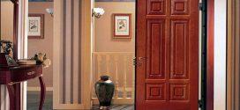 Сбережение и сохранение дома благодаря входной металлической двери