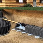 ustanouka-kanalizacii