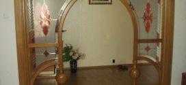 Минусы оформления дверного проема в виде арки