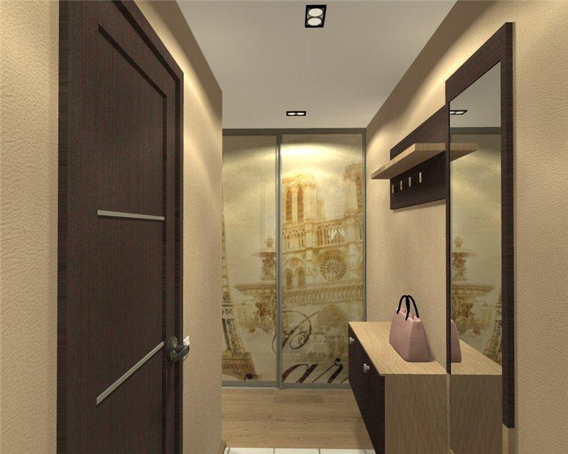 Дизайн прихожей и коридора в хрущевках