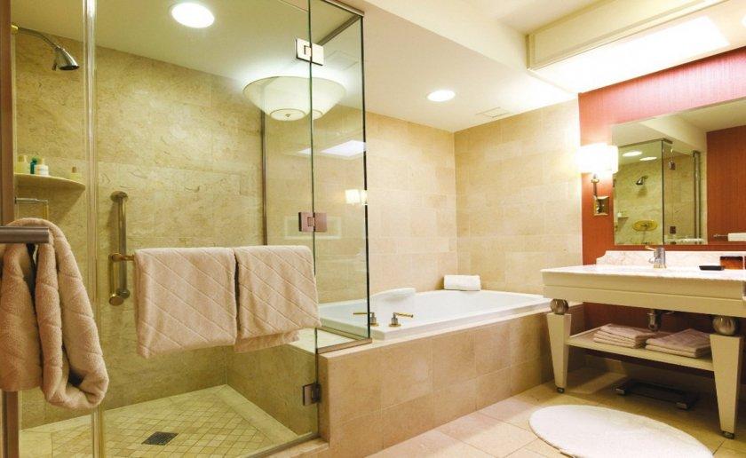 Лампы накаливания для освещения в ванной