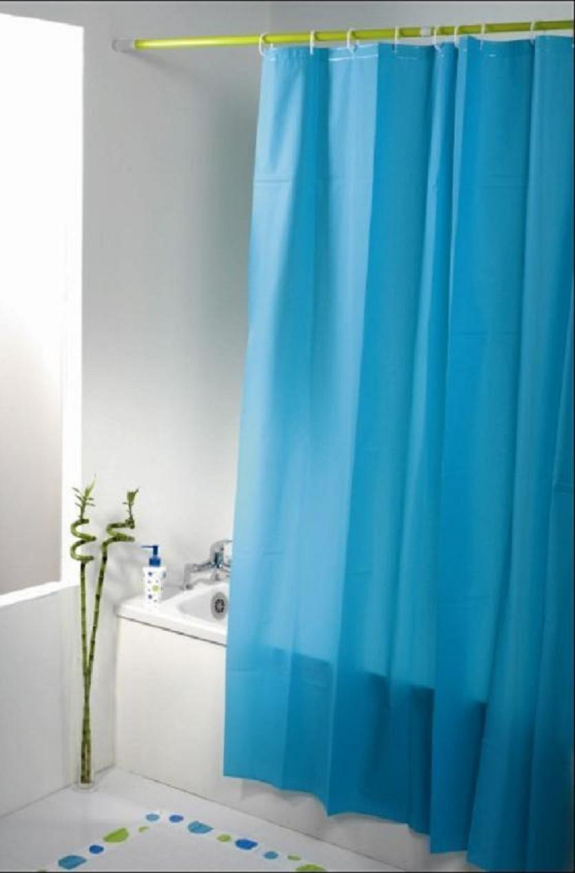 Покупка штор для ванной