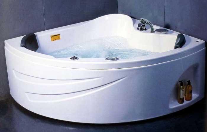 Работа гидромассажных ванн
