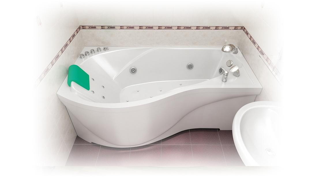 Особенности работы гидромассажных ванн