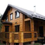 Преимущества деревянных конструкций