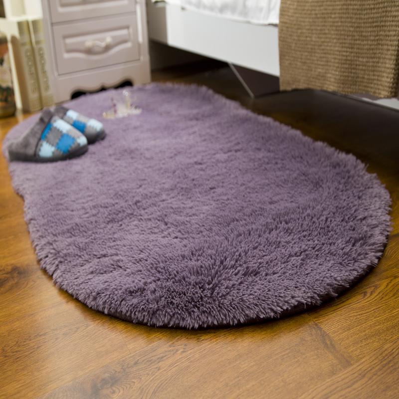 Советы по выбору овальных ковров