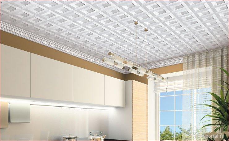 Клей для потолочной плитки