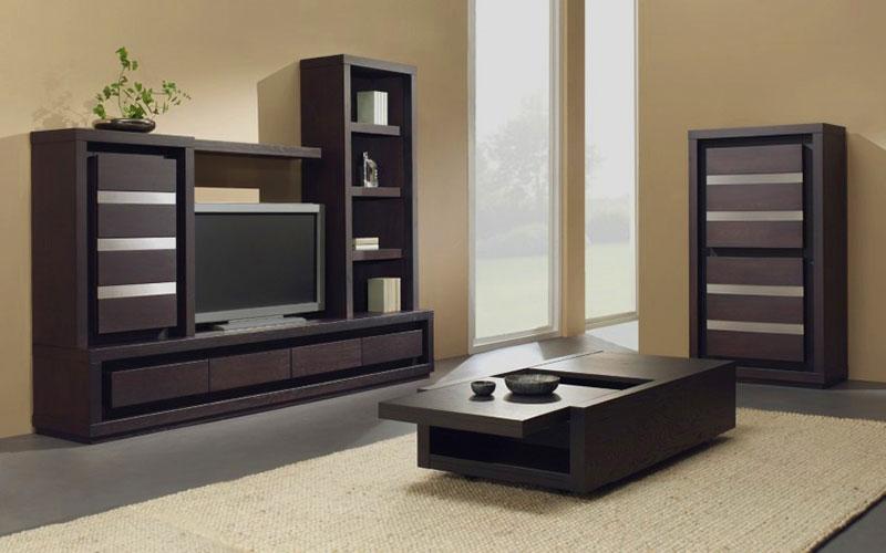 Модульная мебель из тамбурата