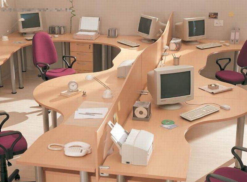 Удобная офисная мебель