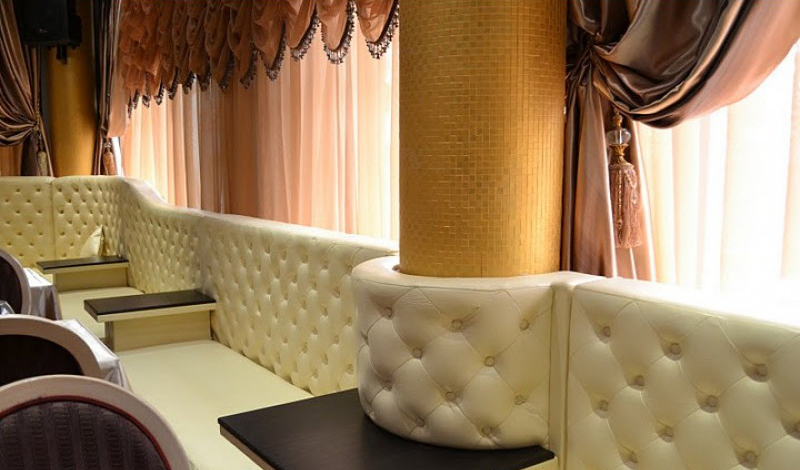 Выбор мебели для ресторанов и кафе