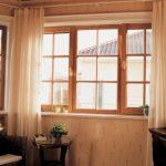 Почему люди любят окна из древесины?