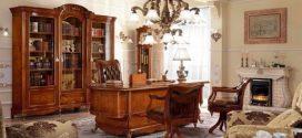 Итальянская мебель фабрики Visionnaire для кабинета руководителя VIP уровня
